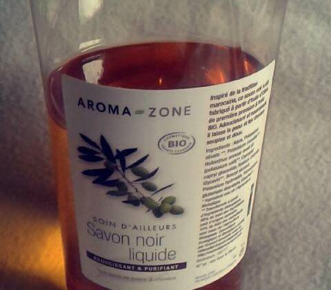 Savon Noir Liquide Bio - Aromazone