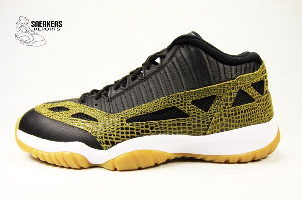 Nike Air Jordan XI Rétro Low Crocs