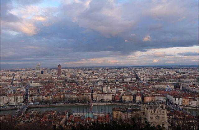 """Jouer les touristes à Lyon, dans """"sa"""" ville !"""