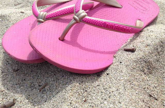 Havaianas only ! [Samedi Mode]