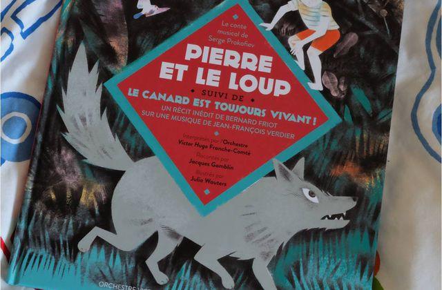 Pierre et le Loup : le canard est toujours vivant !