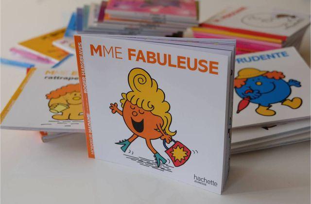 Un nouveau Monsieur Madame : Mme Fabuleuse !
