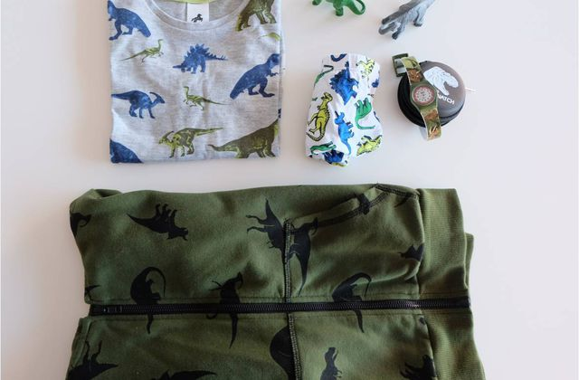 Petit look de Dinolover & Dinowatch