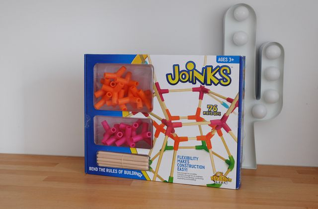 Jeu de construction flexible : Joinks d'irekiplay