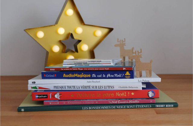 Merveilleux livres de Noël 🎄