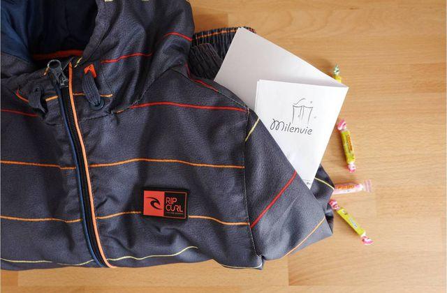 Milenvie : achat et vente de vêtements enfants {concours}
