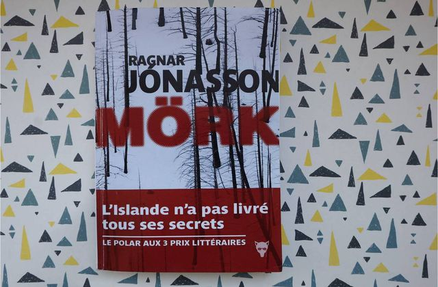 Mörk, le polar islandais par Ragnar Jonasson