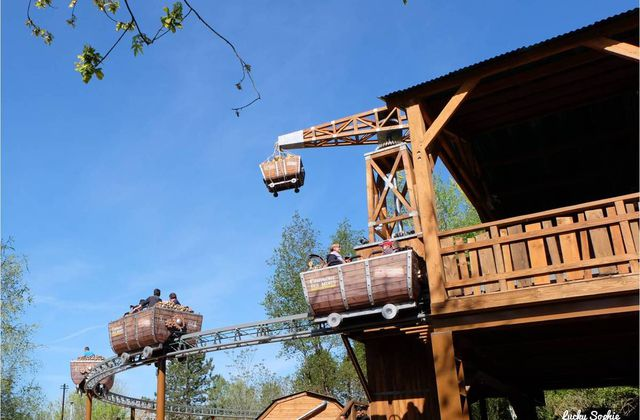 Walibi 2017 : MonORail & nouvelle zone Explorer Adventure !