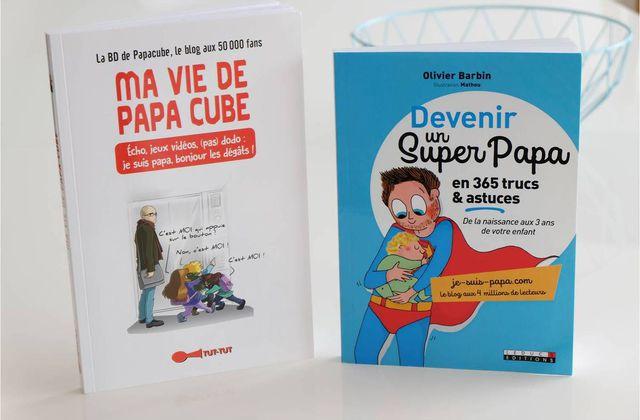 Livres de Super Papa (blogueur) !