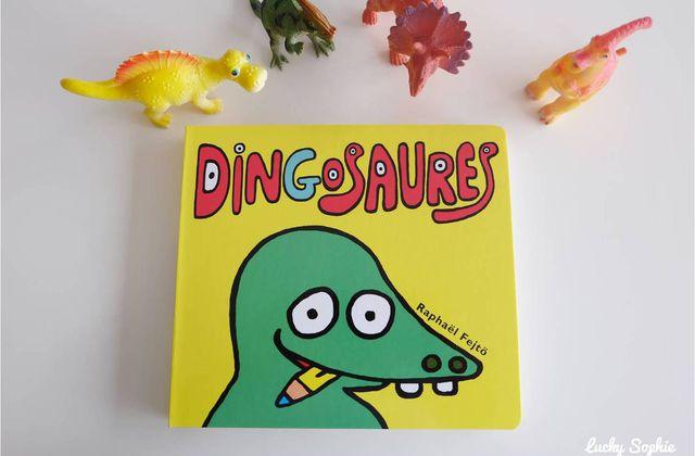 Dingosaures, les dinos en plus rigolos !