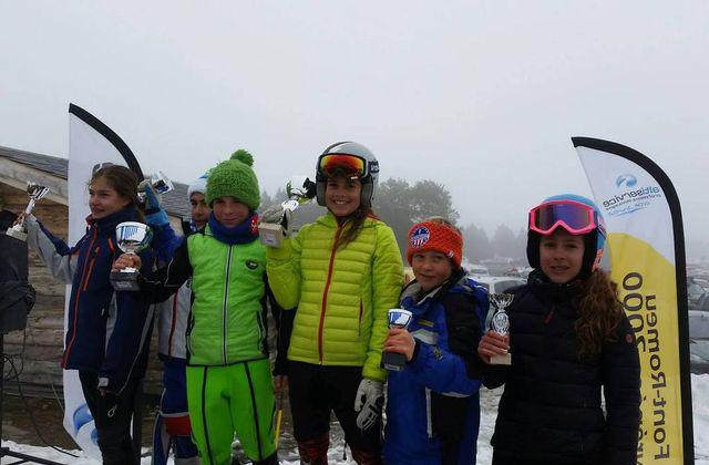 Le Ski Club Cauterésien a brillé en terres Catalanes!!