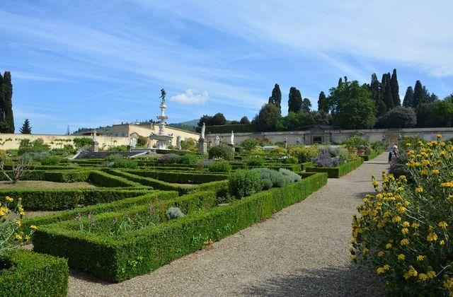 Villa Medicis di Castello