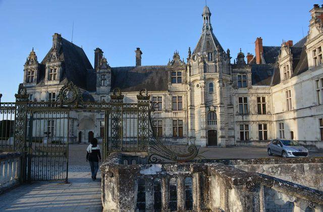 Château de Saint Aignan