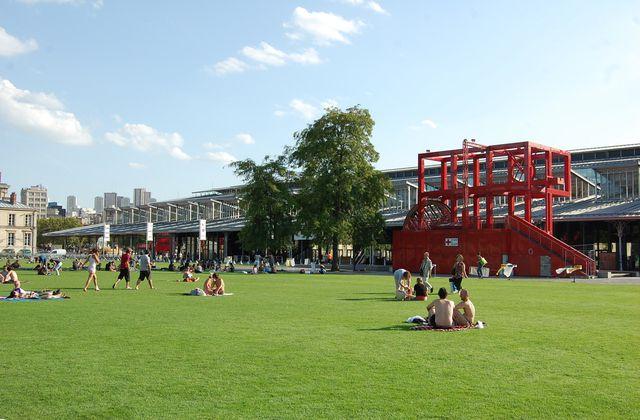 Paris - Bernard Tschumi - Parc de la Villette