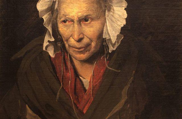 Géricault - La Folle Monomane de l'envie