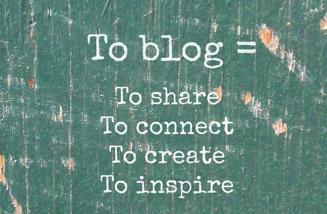 Anni de mon blog