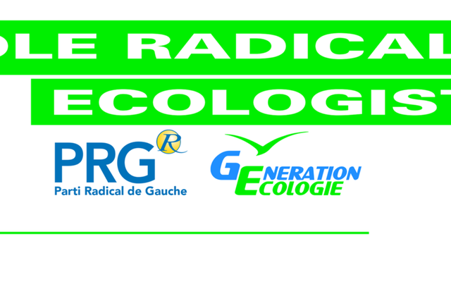 Le Pôle Radical et Ecologiste se structure