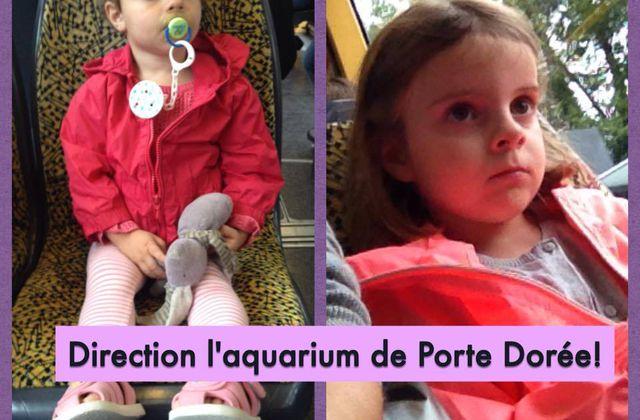 Un petit tour à l'aquarium de la Porte Dorée