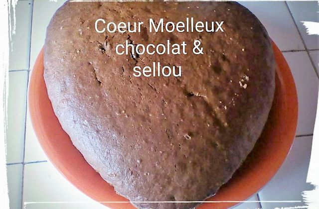 COEUR MOELLEUX CHOCOLAT & SELLOU