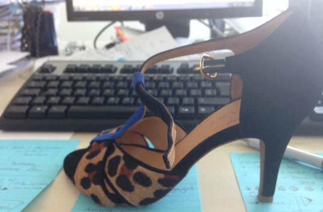 Chronique#2 - Faut-il vraiment marcher avec des chaussures à talon ?