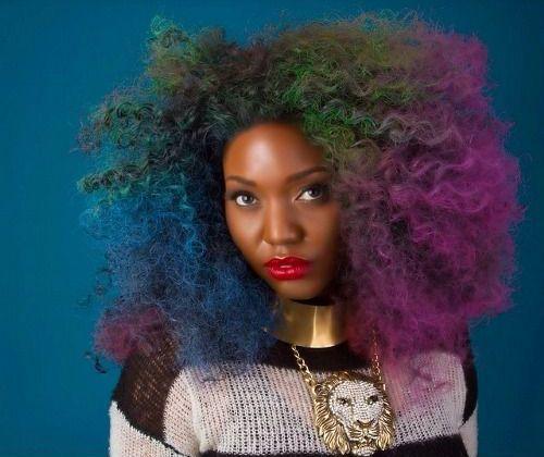 Colorons nos cheveux crépus, frisés, bouclés !