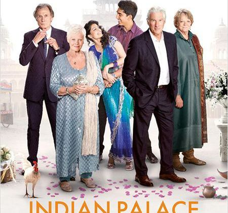 INDIAN PALACE SUITE ROYALE – JUDI DENCH – RICHARD GERE