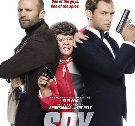 SPY – JUDE LAW – MELISSA MC CARTHY