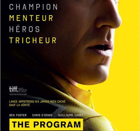 THE PROGRAMM – STEPHEN FREARS – BEN FOSTER