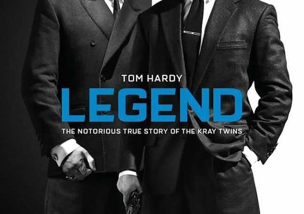 LEGEND – TOM HARDY