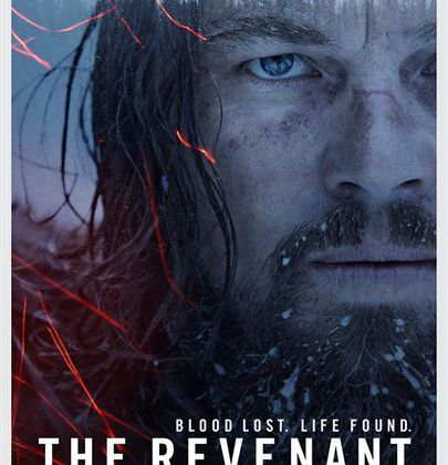 THE REVENANT –  LEONARDO DI CAPRIO