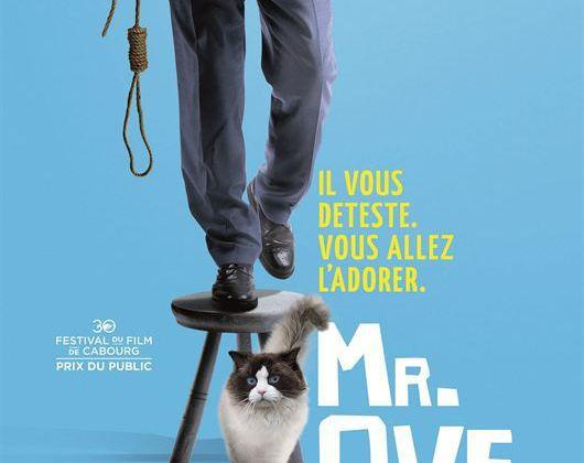 Mr Ove – Rolf Lassgard