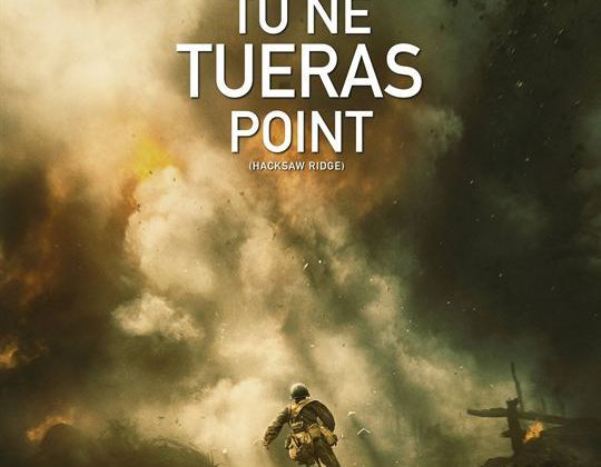 TU NE TUERAS POINT – ANDREW GARFIELD