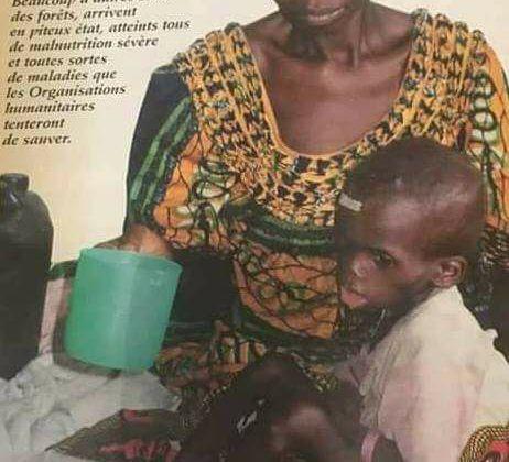 CONGO-Brazzaville : Recherché, prix 50 000 000 F. C.F.A