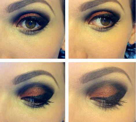 Make up of the day