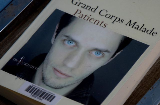 J'ai lu... Patients de Grand Corps Malade
