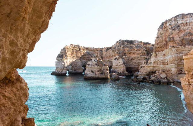 L'algarve: le paradis portugais