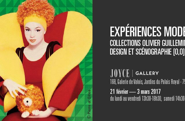 EXPERIENCES MODE CHEZ JOYCE GALLERY