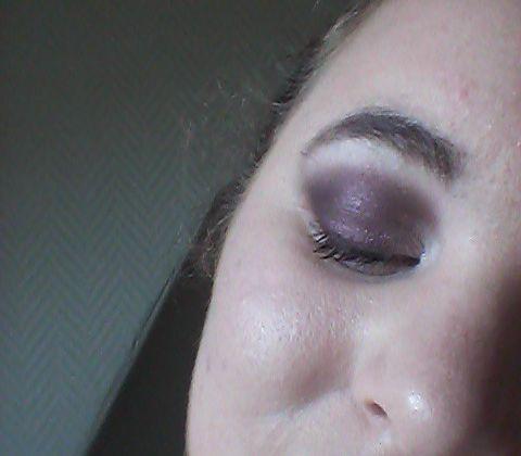 [MAQUILLAGE N°2] Maquillage de soirée : Photo à l'appuie ! (Too faced, Sleek...)