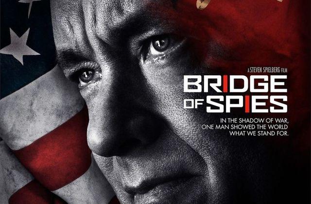 #BridgeOfSpies (Le pont des espions) - Critique