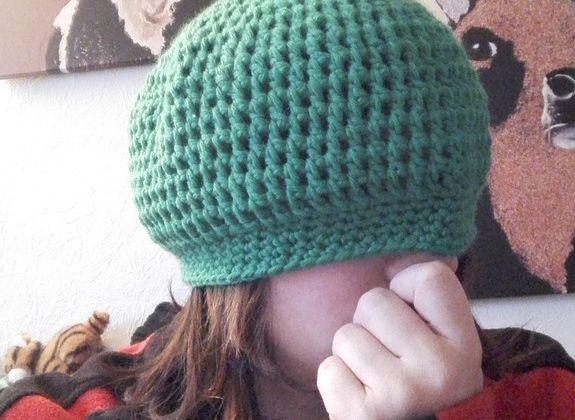 Un Bonnet pour mon Amour !