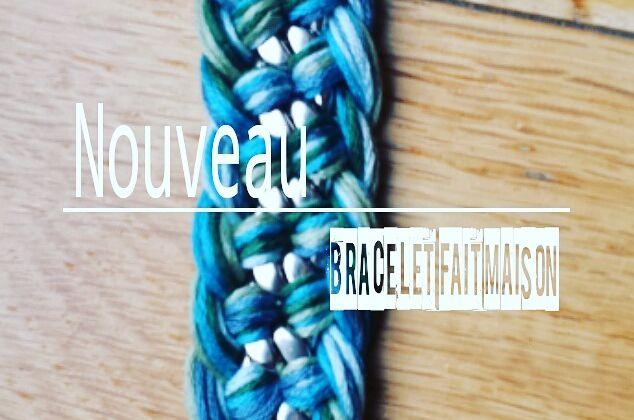 Mes dernières créations - Bracelets