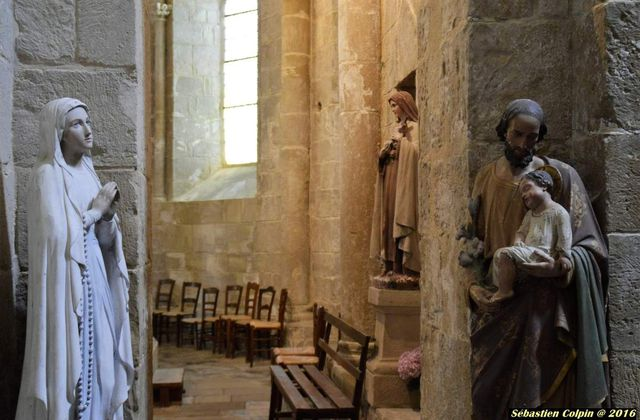 Saint-Robert en Corrèze, un des plus beaux villages de France