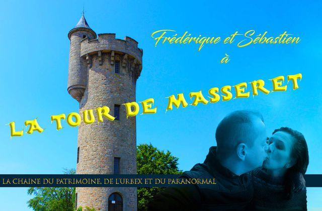 LA TOUR DE MASSERET en Corrèze