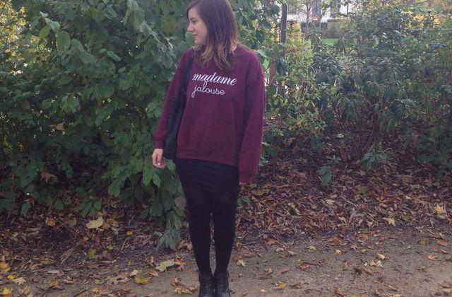 3 tenues du jour d'automne