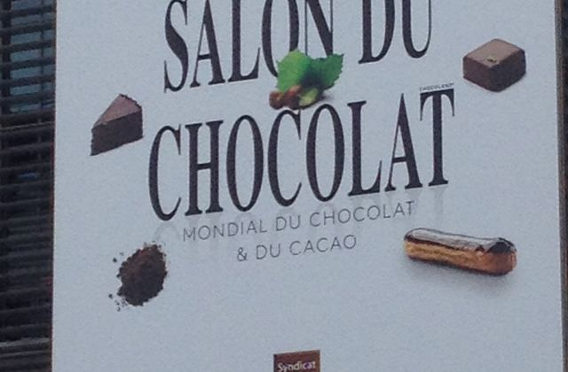 Exposition : Salon du chocolat