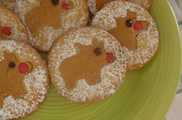 [ Holiday Recipe n° 1  ] : Mes Biscuits Rennes Qui Sentent Bon Noël ! ^.^