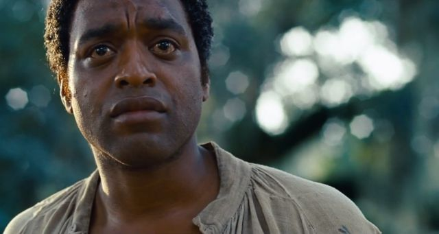 """12 years a slave"" - Poignant!"