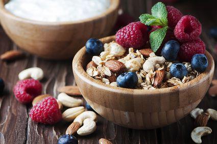 Quoi et quand manger quand on fait une activité physique?