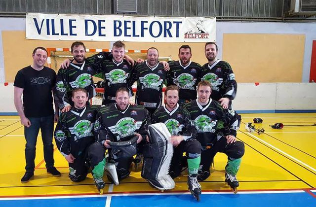 Le direct de la FINALE de Roller Hockey N4 : Tourcoing Vs Epernay