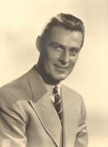 Maurice Maillot ; acteur , joua notamment avec Fritz Lang